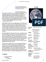 Earth - Wikipedia, The Free Encyclopedia