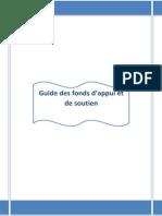 Guide Des Fonds Dappui Et de Soutien 1(1)