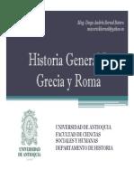 Unidad 2 Los orígenes de la Grecia Clásica (Avances)