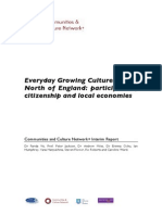 Everyday Growing Cultures_interim Report