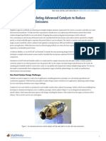 74129 92054v00 Modeling and Simulating Advanced Catalysts
