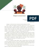 Wangari e as árvores da paz