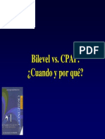 Bilevel vs CPAP