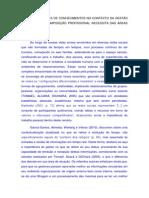 2- A GESTÃO DA REDE DE CONHECIMENTOS NO CONTEXTO DA GESTÃO DO ESPORTE E AS ÁREAS DA SAÚDE - OFICIAL (1)