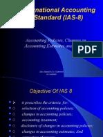 IAS 8 Workshop Revised