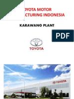 Toyota Motor Manufacturing Indonesia