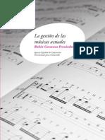 La Gestión de las Músicas Actuales- Rubén Caravaca Fernández