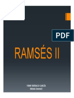 Unidad 1 Ramsés II - Yenny Buitrago García