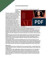 textual analysis on music magazine alicia keys