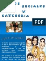 Grupos Sociales y Categorias Soci 2012