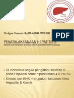 Hepatitis B EDIT
