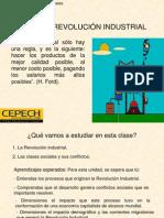CLASE 17 Revolucion Industrial