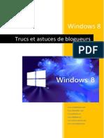Windows8 Trucs de Blogueurs