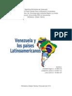 República Bolivariana de Venezuela tereza chacooon