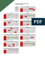 Kalender 2013-2014