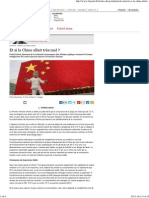 Et si la Chine allait très mal _ - Le Point