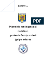 Planul de Contingenta Gripa Aviara_26893ro