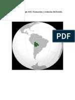 Bolivia en El Siglo XIX