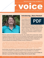 Our Voice, October 2013