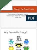 13.Energy for Rural Market