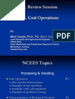 Units Operations