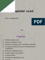 Capitalul Social