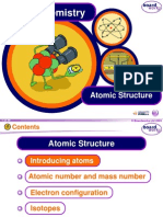 KS4 Atomic Structure