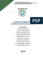 Plan de Rea de Lengua Castellana