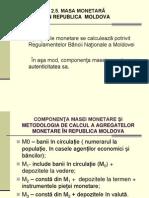 Tema 5. Circulaţia monetară.2