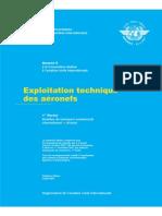 Exploitation Technique Des Aeronefs Partie 1