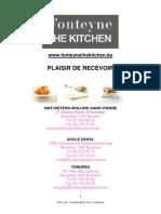 FTK Plaisir de Recevoir 2013