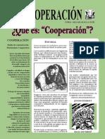 COOPERACIÓN No. 0