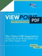 CRS Viewpoint China