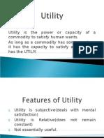 Utility Analysis1