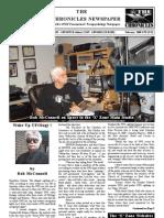 The 'X' Chronicles Newspaper - February 2008