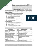 Planeacion de Planeacion y Gestion Educativa