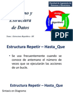 Estructura Repetitiva Repeat