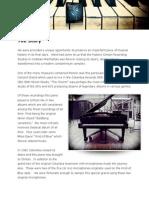 PianoInBlue Manual