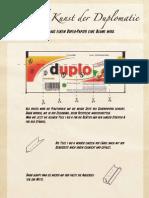 Anleitung zur Duplo-Blume