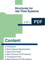 Structures_for_Discrete-time_system