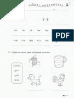 Lingua Portuguesa - Folha 5