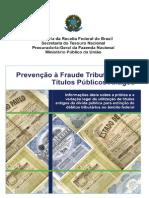 Cartilha Fraudes