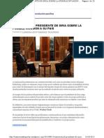 ENTREVISTA AL PRESIDENTE DE SIRIA SOBRE LA POSIBLE INVASION A SU PAIS.pdf