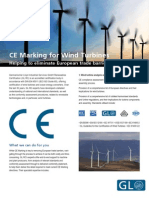 CE Marking for Wind Turbines
