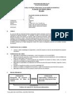IF1003-Taller Control Proyectos