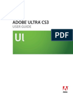 A Guide to AdobeUltra CS3