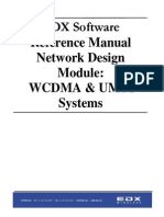 NetworkDesign WCDMA UMTS2