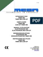 IMESA - Timer IM9 - Users Guide
