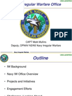 NX-Irregular Warfare Office
