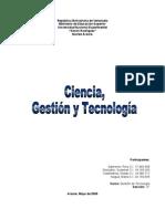 CONOCER EL PROCESO DEL DESARROLLO TECNOLOGICO EN LATINOAMERICA (CONCLUSION 01)